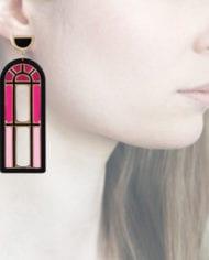 Profile Anna e Alex, arte miniature, resina, smalto, ORPD3