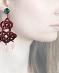 Profile, Anna e Alex, passamaneria, chandelier, OCHCIN16